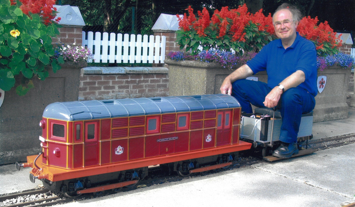 Abbott Train Collection is a Runaway Success