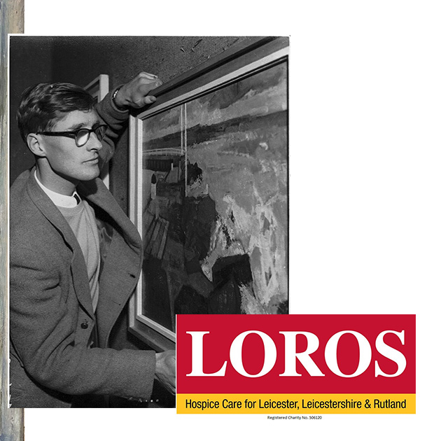 Leicestershire artist's works sold in aid of LOROS