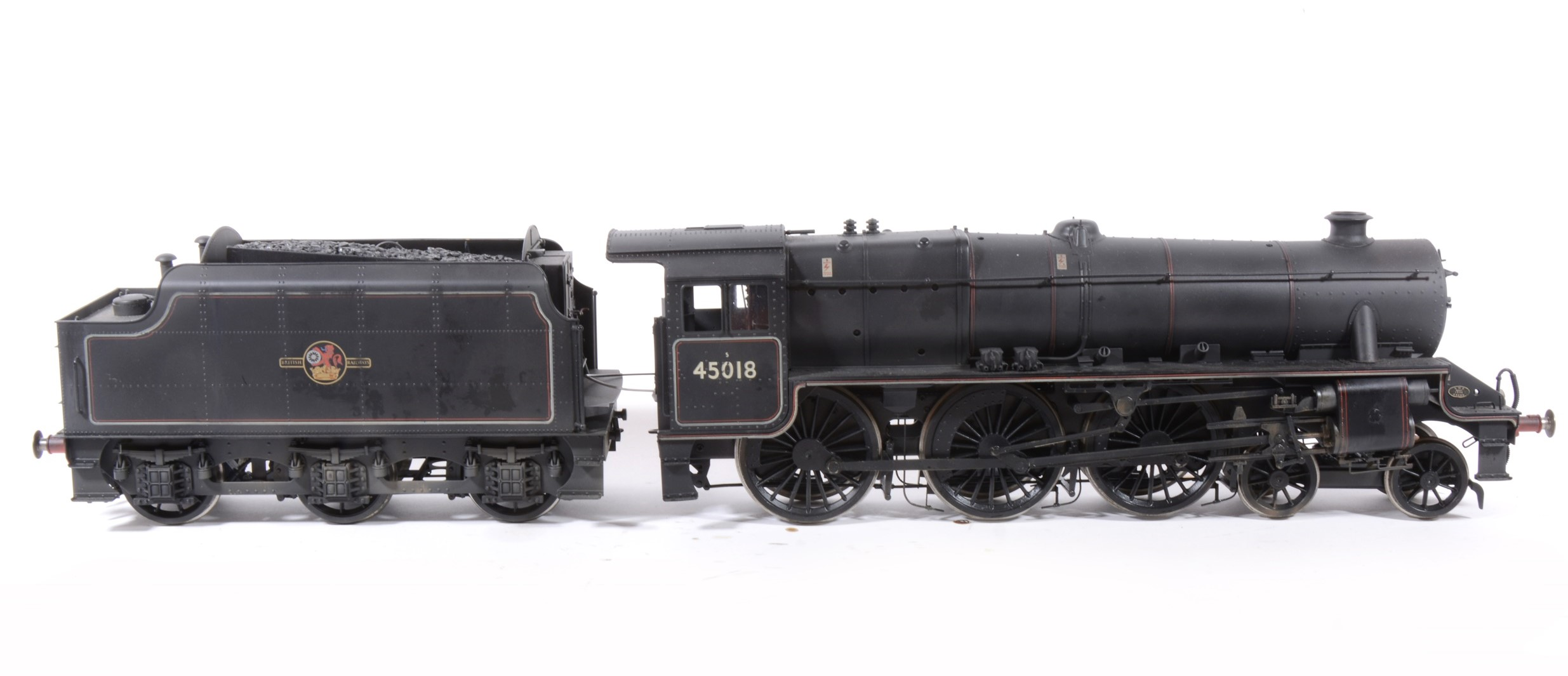 Bachmann electric, gauge 1 / G scale, 45mm locomotive and tender
