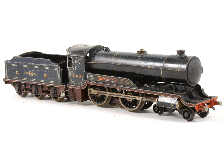 Bassett-Lowke Bing import O gauge model Railway Caledonian