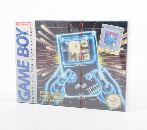 Nintendo Game Boy hand held console unopened