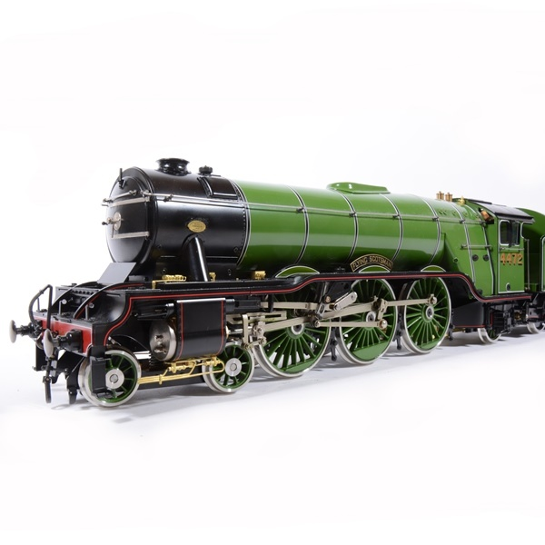 The Abbott Collection of Scale Model Railway Locomotives - August 2020