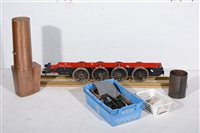 Lot 1046-5'' gauge model locomotive engine 2-8-0 ''Night...