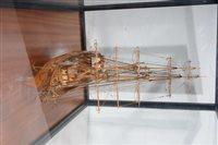 Lot 1062-Prize winning model ''1880 Brigantine Leon'',...