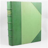 "Lot 87-W J Miles, ""Modern Practical Farriery"", one volume."