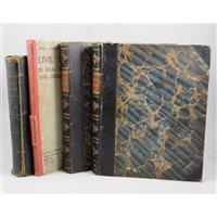 Lot 97-Prof J Wortley Axe, The Horse, London 1905, nine volumes, etc.