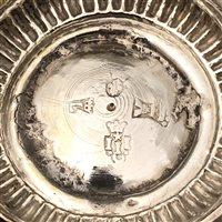 Lot 32-French silver beaker, Sainte Menehould, circa 1750-60.