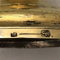 Lot 48-Portuguese silver gilt chalice, Porto, 1843-50.