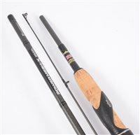 Lot 150-Two carbon fibre match fishing rods