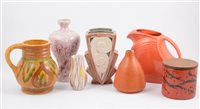 Lot 115-Two boxes of assorted decorative ceramics