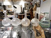Lot 88-One box of assorted glassware