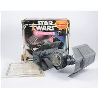 Lot 149-Star Wars Darth Vader Tie Fighter Vehicle, by Kenner Toy 'Collector Series', in original box.