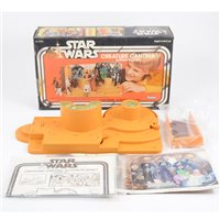 Lot 148-Star Wars Creature Cantina Action Playset, by Kenner Toys, in original box.