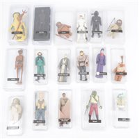 142 - A full set of 97 original Star Wars figures, including all last 17 figures, by Kenner / Palitoy.