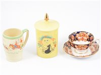 Lot 65-Large quantity of ceramics, including tea ware, and other decorative china.