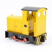 Lot 42-Roundhouse Little John 0-4-0 diesel locomotive