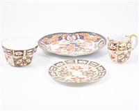 Lot 46-A collection of Royal Crown Derby Imari pattern wares
