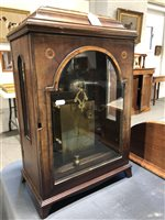 Lot 216-Samuel Deacon, 1794, George III repeating table clock