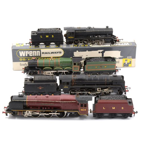 Lot 10-Wrenn Railways OO gauge locomotives