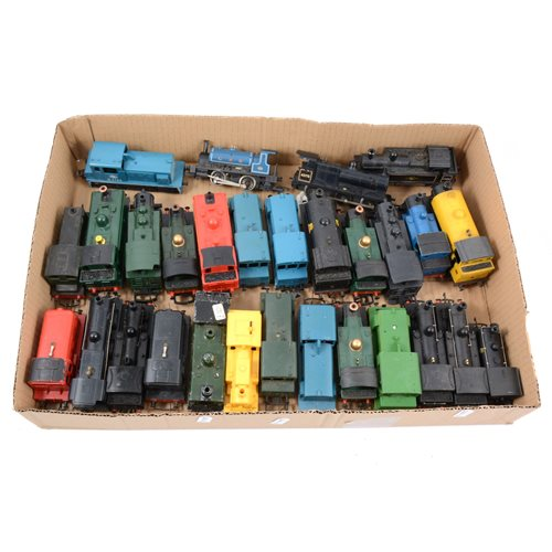 Lot 15-OO gauge railway locomotives
