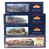 Lot 19-Bachmann OO gauge locomotives