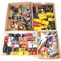 Lot 110-A good quantity of 1970s and 1980s diecast models