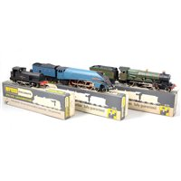 Lot 5-Wrenn Railways OO gauge railway locomotives, (3).