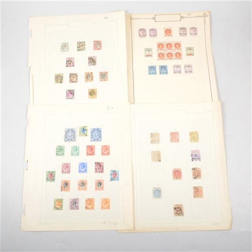 Lot 109-Colonial  stamps, Natal, Transvaal, South Africa: a small collection