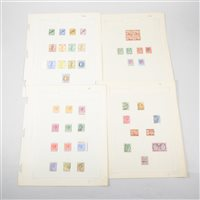 Lot 113-Colonial stamps, Malta: small collection including mint