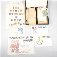 Lot 115-Stamps general : two part sheets of Elizabeth II Wilding 4 and half pence