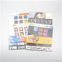 Lot 122-A collection of British decimal 21st Century stamp presentation packs, total face value £182.02.