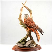 Lot 1-A limited edition Country Artists sculpture, 'Forever Wild' by David Ivey