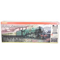 Lot 20-Hornby Railways OO gauge Flying Scotsman set R1039, boxed.