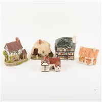 Lot 25-A collection of Wade Whimsies, ...