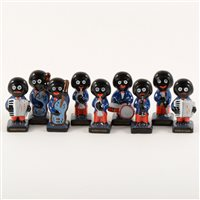 Lot 10-Collection of Robertsons Golly figures, many in original packaging.