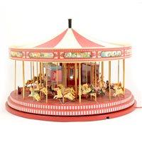 "Lot 52-Corgi Toys CC20402 ""Carters Steam Gallopers"" carousel"