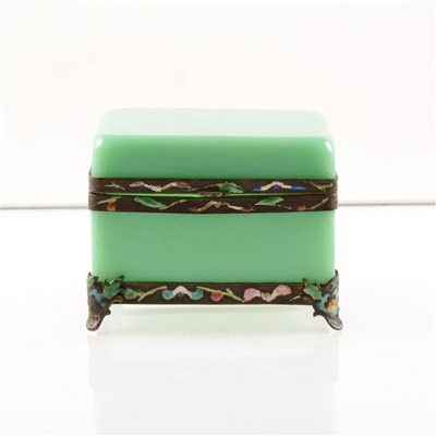 Lot 210-An early 20th Century Chinese box
