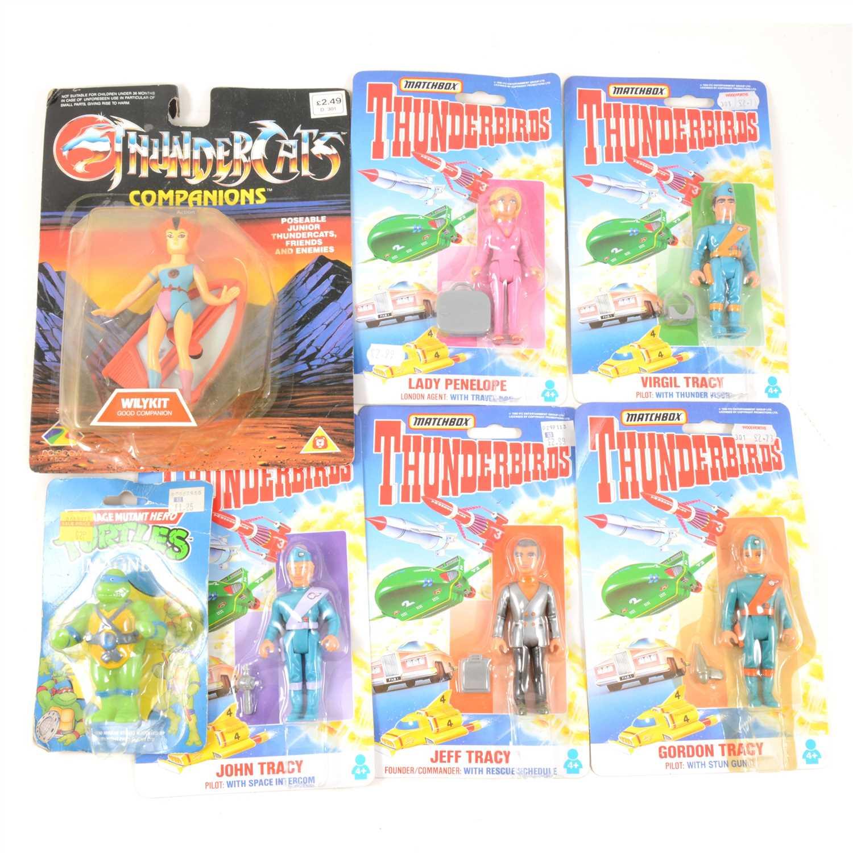 Virgil Tracy Thunderbird 2 Fridge Magnet