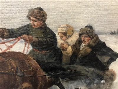 Lot 384-Sergey Voroshilov