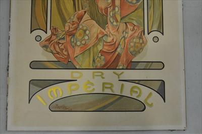 Lot 100-Alphonse Mucha