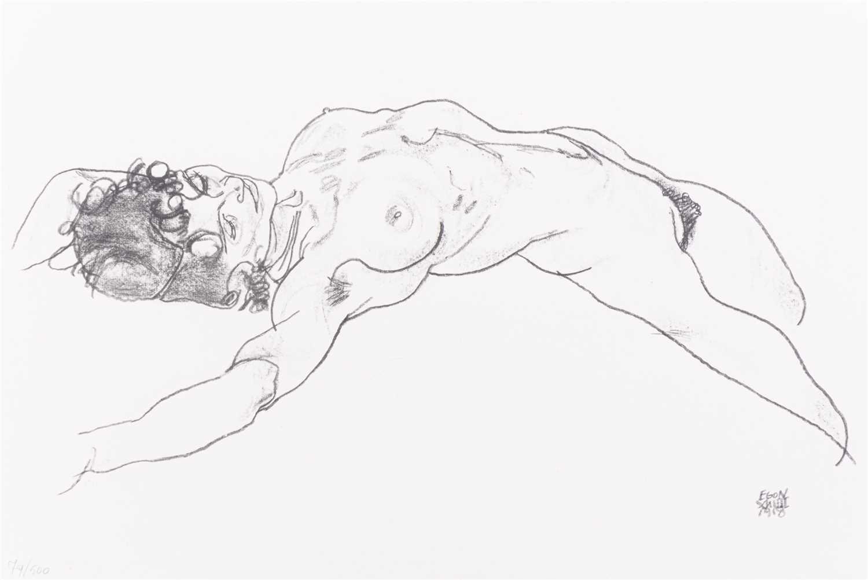 Lot 366 - Egon Schiele