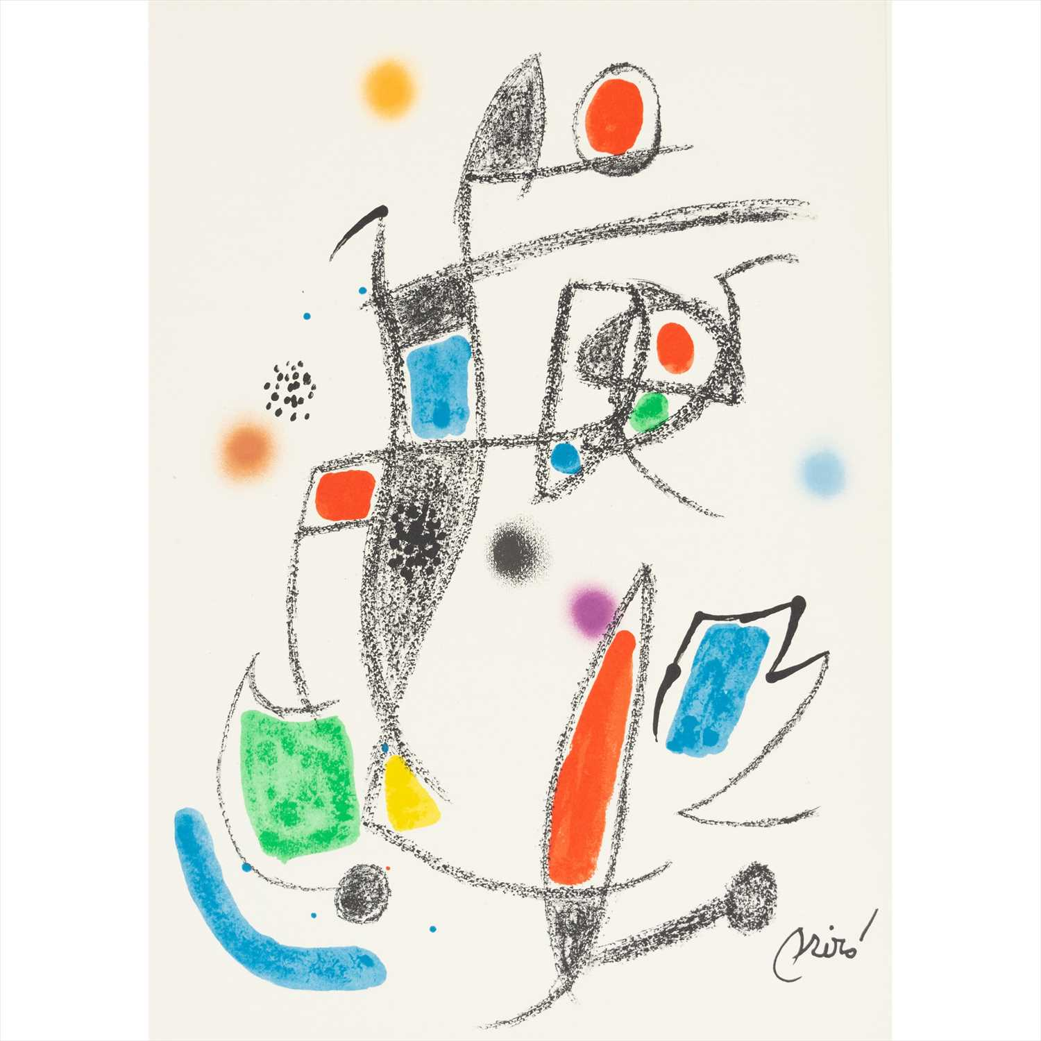 Lot 251-Joan Miró