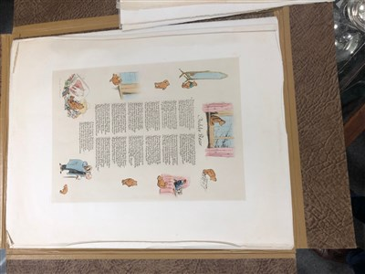 Lot 356-A.A. Milne and Ernest H Shepard (illust.)