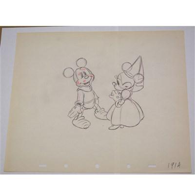 Lot 607 - Walt Disney Studios