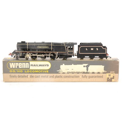 2 - Wrenn Railways OO gauge locomotive; W2242 /A 'Duchess of Gloucester', boxed.