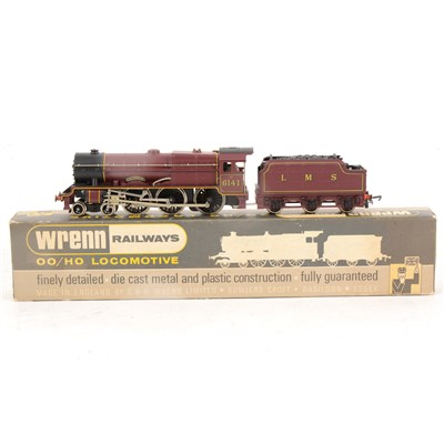 Lot 7-Wrenn Railways OO gauge locomotive; W2260 /A 'Caledonian', boxed.