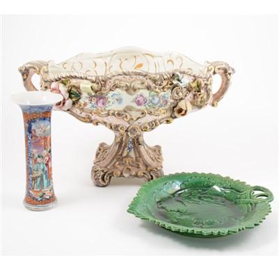 Lot 13-Assorted decorative ceramics