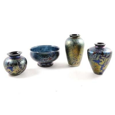 Lot 19-Royal Brierley Stuido Glass