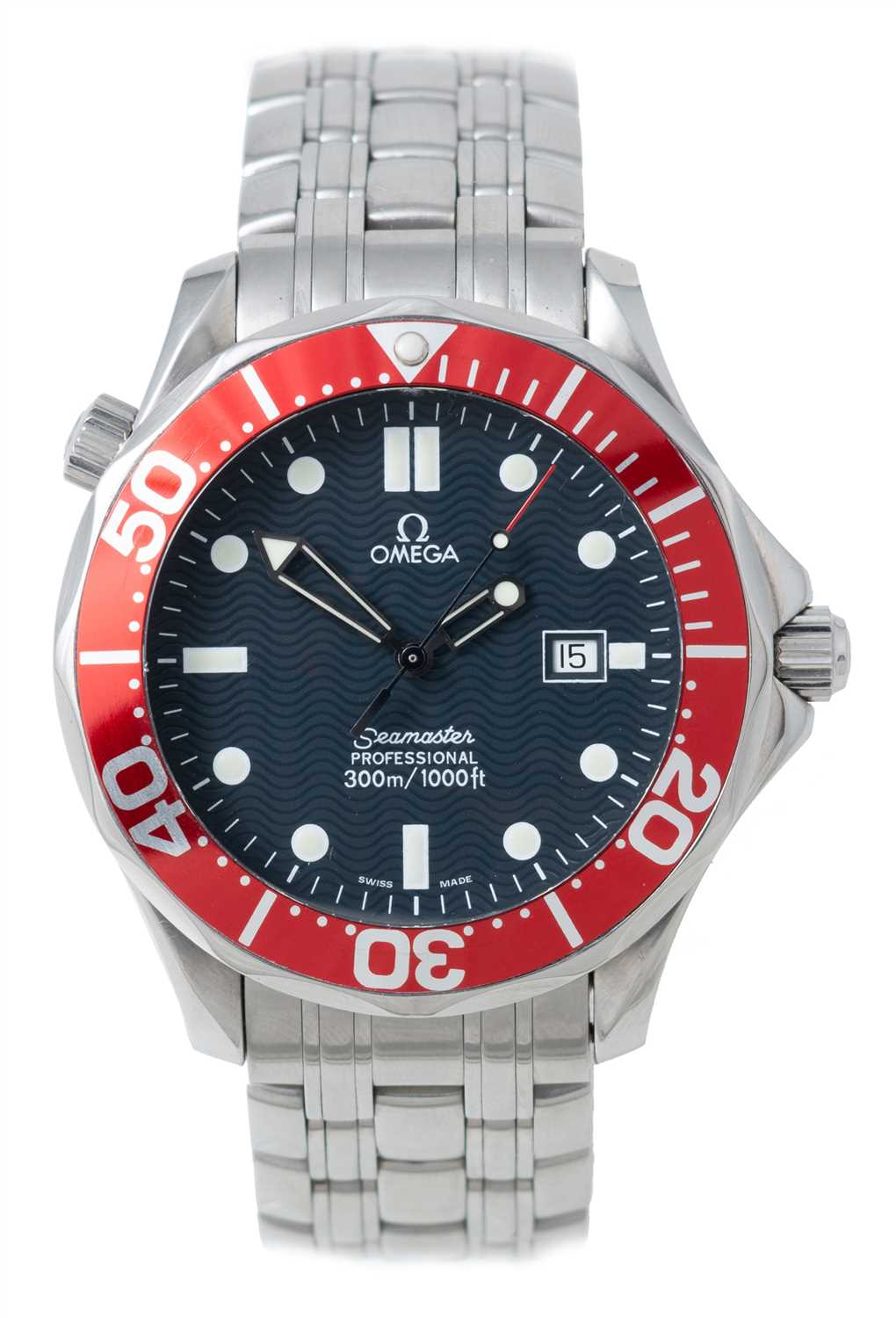 304 - Omega - A gentleman's Seamaster Professional 300m