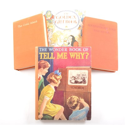 Lot 84-A collection of early/ mid century Children's books
